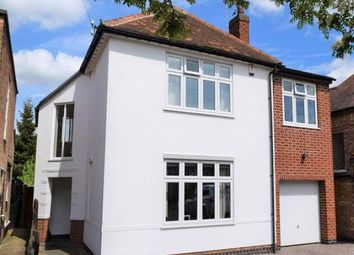 Thumbnail 4 bed detached house to rent in Hilders Road, Western Park, Leicester