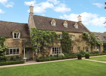 Thumbnail 5 bed detached house for sale in Icomb, Cheltenham, Gloucestershire
