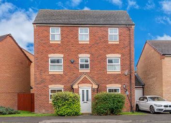 4 bed detached house for sale in Capercaillie Drive, Heath Hayes, Cannock WS11