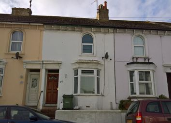 Thumbnail 3 bed terraced house to rent in Elphick Road, Newhaven
