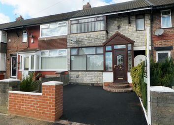 Thumbnail 3 bed terraced house for sale in Ivy Farm Road, Rainhill, Prescot