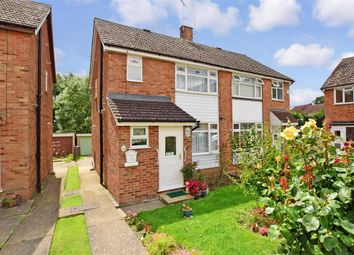 Thumbnail 3 bed semi-detached house for sale in Balmoral Close, Billericay, Essex