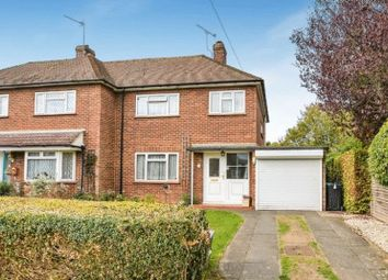 Thumbnail 3 bed semi-detached house for sale in Southway, Beaconsfield
