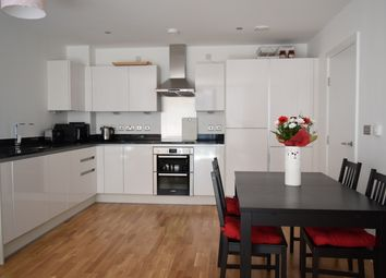 Thumbnail 2 bed flat to rent in Parkside Avenue, Blackheath, London