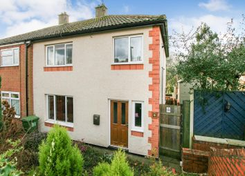 Thumbnail 3 bed semi-detached house for sale in Marsh Avenue, Dronfield, Derbyshire