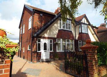 Thumbnail 3 bed semi-detached house for sale in Parklands Drive, Fulwood, Preston, Lancashire