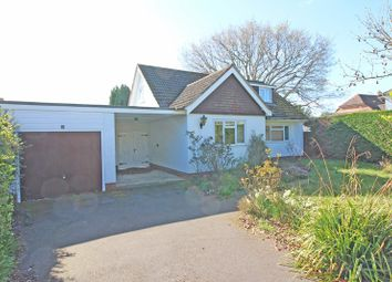 Thumbnail 3 bed detached house for sale in Shorefield Way, Milford On Sea, Lymington