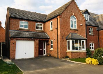 Thumbnail 4 bedroom detached house for sale in Haslam Place, Belper