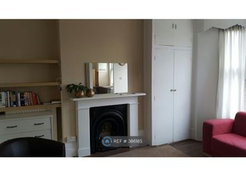 Thumbnail 1 bed flat to rent in Page Green Terrace, London