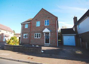 Thumbnail 4 bedroom detached house for sale in Peel Road, Springfield, Chelmsford