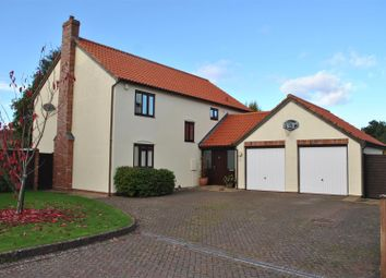 Thumbnail 4 bed detached house to rent in Homefield, Bishops Lydeard, Taunton