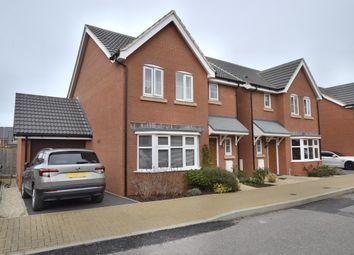 Thumbnail 3 bedroom detached house to rent in Sentinel Way, Brockworth, Gloucester