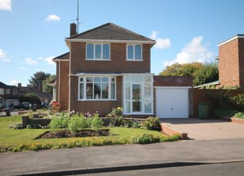 Thumbnail 3 bed semi-detached house for sale in Linsey Road, Solihull