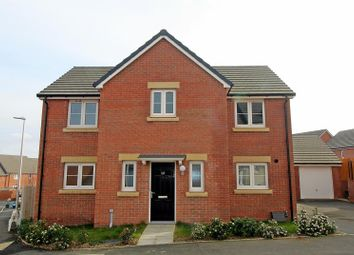Thumbnail 4 bedroom detached house for sale in Picca Close, Wenvoe, Cardiff, South Glamorgan.