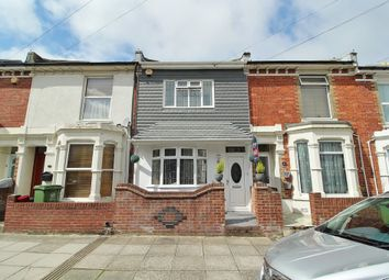 Thumbnail 3 bedroom terraced house for sale in Ringwood Road, Southsea