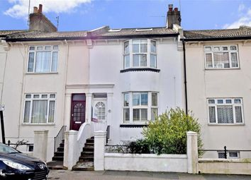 Thumbnail 4 bed terraced house for sale in Clarendon Road, Hove, East Sussex