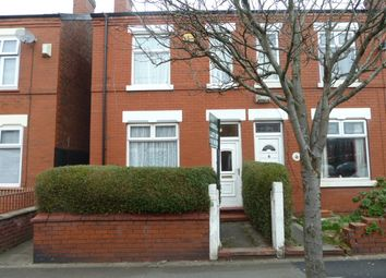 Thumbnail 2 bedroom semi-detached house to rent in Beech Road, Cale Green, Stockport