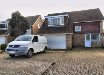 Lexden Drive, Seaford, East Sussex BN25. 3 bed detached house for sale