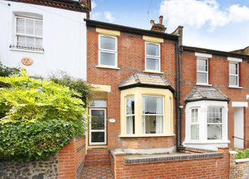 Thumbnail 3 bed terraced house to rent in Pembroke Road, Muswell Hill