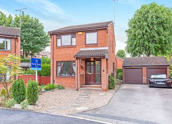 Thumbnail 3 bed detached house for sale in Summerhill Gardens, Leeds