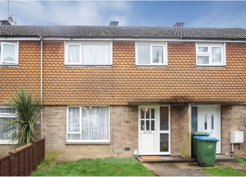 Thumbnail 3 bed terraced house for sale in Dale Valley Road, Shirley, Southampton