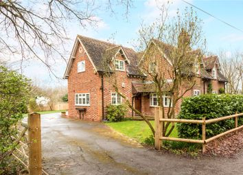 Thumbnail 3 bed semi-detached house for sale in Stanlake Lane, Ruscombe, Berkshire