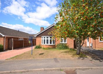 Thumbnail 3 bedroom detached bungalow for sale in Hemsdale, Maidenhead, Berkshire