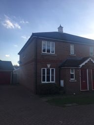 Thumbnail 3 bed semi-detached house to rent in Tiberius Close, Colchester, Essex