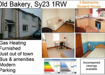 Thumbnail 3 bedroom detached house to rent in Rheidol Road, Penparcau