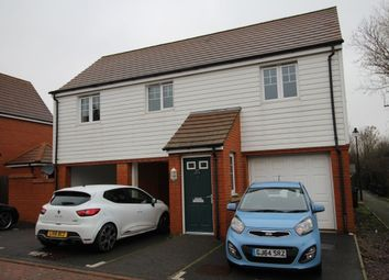 Thumbnail 1 bedroom terraced house to rent in Tunbridge Way, Singleton, Ashford