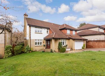 Thumbnail 5 bed detached house for sale in Macnicol Place, Stewartfield, East Kilbride