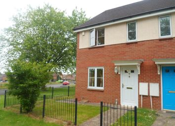 Thumbnail 3 bedroom end terrace house to rent in Azelin Avenue, Hartcliffe, Bristol