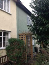 Thumbnail 2 bed terraced house to rent in New Street, Dunmow