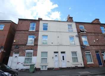 Thumbnail 5 bedroom terraced house for sale in Palin Street, Nottingham