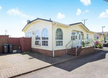 Thumbnail 2 bed mobile/park home for sale in Burley Road, Bockhampton, Christchurch