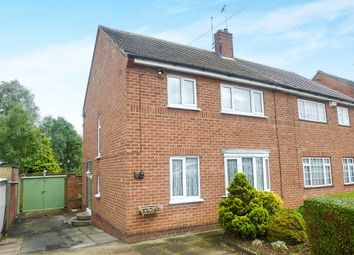 Thumbnail 4 bed semi-detached house for sale in Valley Road, Wellingborough