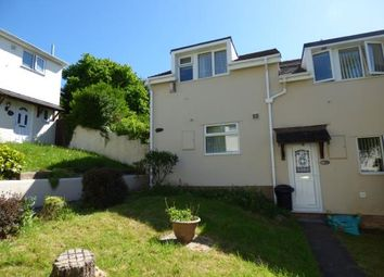 Thumbnail 2 bed end terrace house for sale in Holly Park, Plymouth, Devon