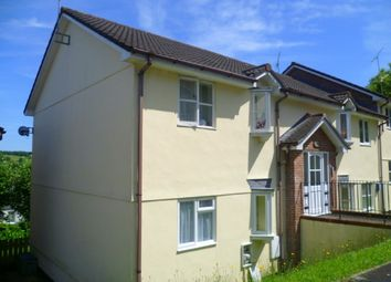 Thumbnail 2 bed flat to rent in Biscombe Gardens, Saltash