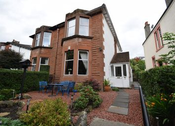 Thumbnail 3 bed property for sale in Florence Drive, Giffnock, Glasgow