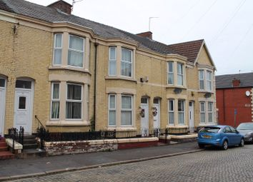 Thumbnail 3 bedroom terraced house to rent in Albany Road, Kensington, Liverpool, Merseyside
