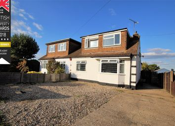Thumbnail 3 bed semi-detached house for sale in Purleigh Road, Rayleigh