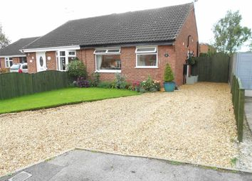 Thumbnail 1 bed semi-detached bungalow for sale in Wareham Drive, Coppenhall, Crewe