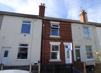 Thumbnail 3 bed terraced house for sale in Fairholme Drive, Mansfield