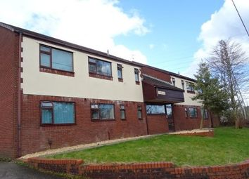 Thumbnail 1 bed flat to rent in The Poplars, Williams Place, Upper Boat, Pontypridd