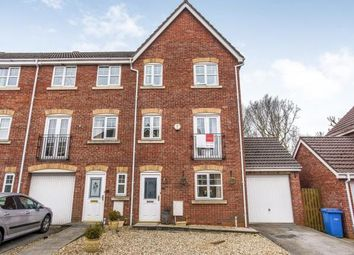 Thumbnail 4 bed end terrace house for sale in Regency Gardens, Euxton, Chorley, Lancashire