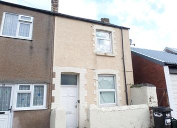 Thumbnail 2 bed end terrace house for sale in Brookes Street, Llandudno