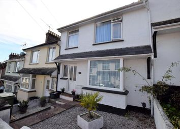 Thumbnail 3 bed terraced house to rent in The Gurneys, Paignton, Devon