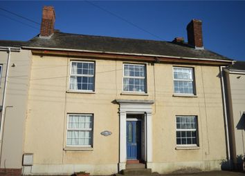 Thumbnail 3 bed terraced house for sale in Mill Street, Crediton, Devon