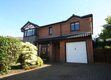 Thumbnail 4 bedroom detached house for sale in 27 Plewlandcroft, South Queensferry