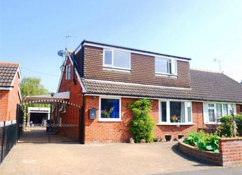 Thumbnail 4 bed semi-detached house for sale in Abbots Gait, Huntington, York